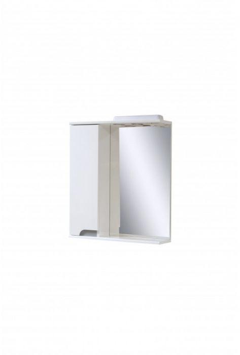 Peegelkapp Premium Lux metallik 60 cm