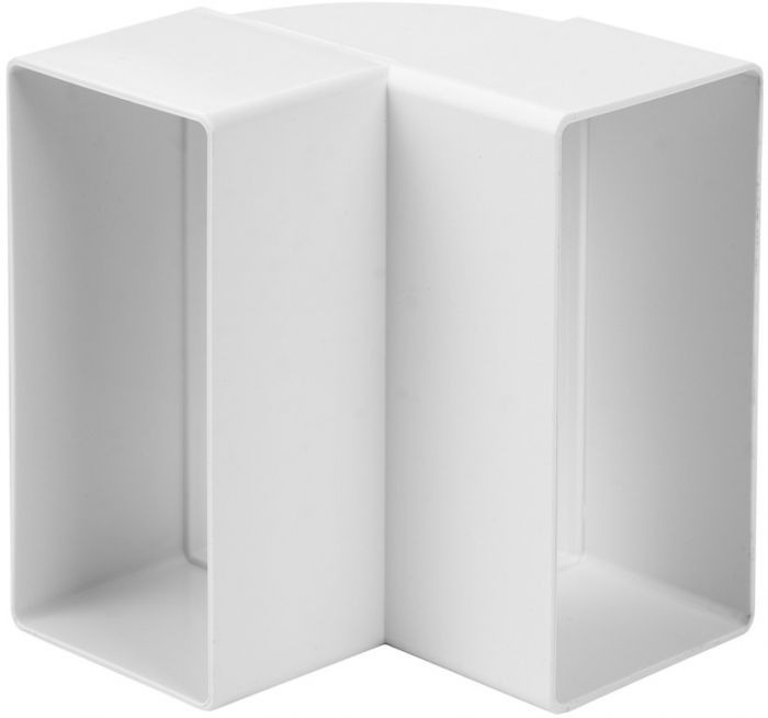 Põlv Europlast vertikaalne 220 x 55 mm, 90°