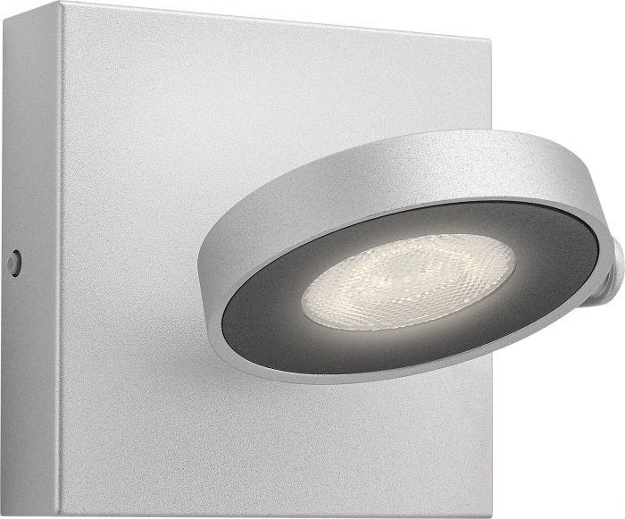 Kohtvalgusti Philips Clockwork 2-osaline Alumiinium