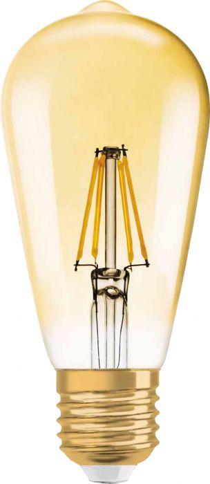 LED-lamp Vintage 1906, Edison 7 W