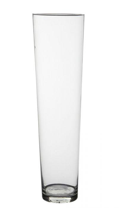 Klaasvaas Cassy 70 cm