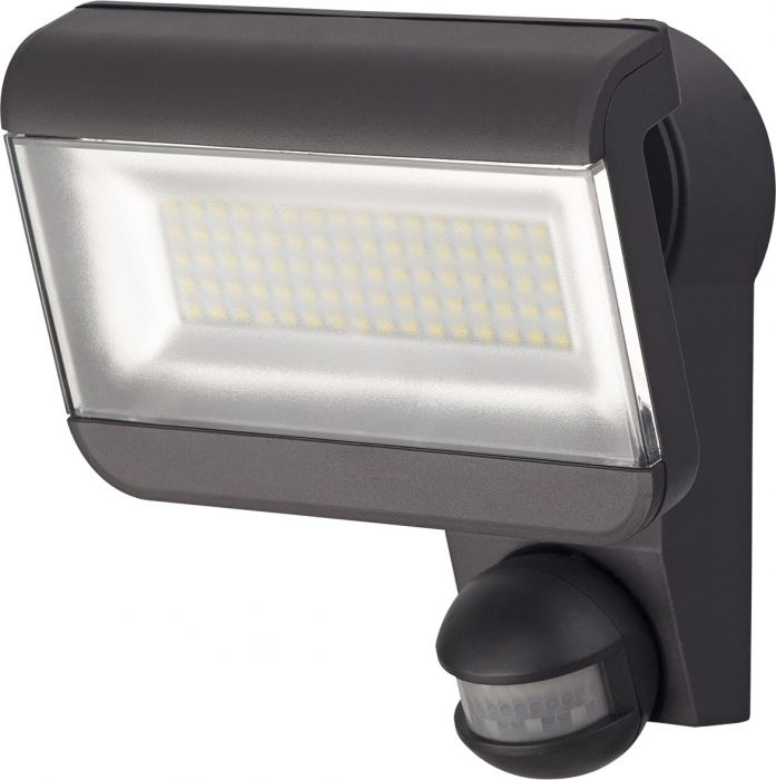 Sensoriga LED-prožektor Premium City SH 8005 Must