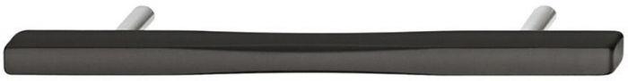 Käepide Häfele 240 x 36 mm must/kroom