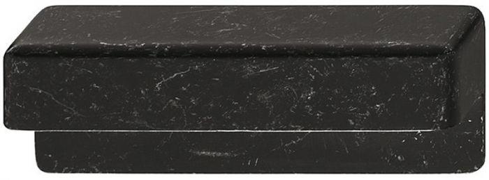 Käepide Häfele 42 x 40 mm must