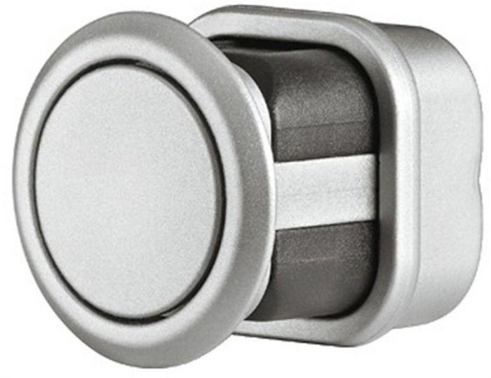Vajutatav nupp Häfele 32 x 34 mm alumiinium