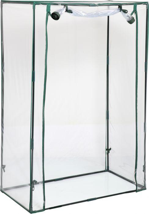 Kasvuhoone Floraworld Classic 100 x 50 x 150 cm