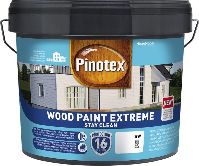 Puitfassaadivärv Pinotex Wood Paint Extreme 9,4 l