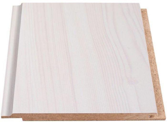 Laepaneel Maler Smart STP-0 MDF 8 x 120 x 2070 mm, valge lakitud mänd