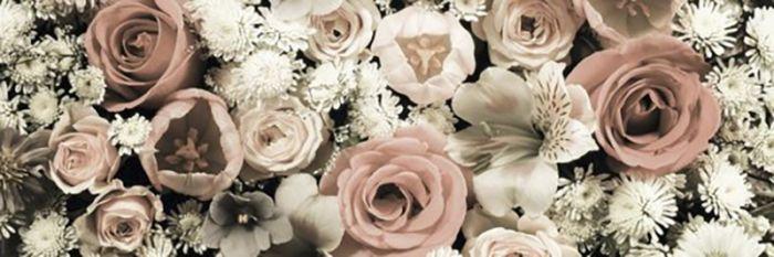 Sisustuspilt Reinders Flower Bouquet