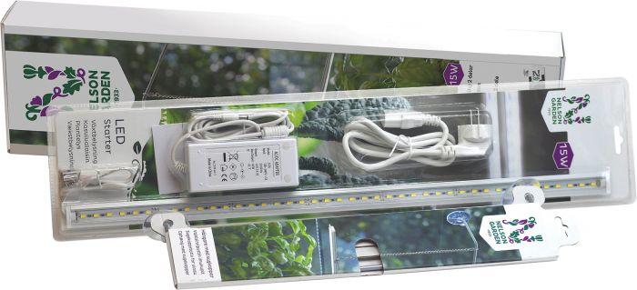 Taimelamp LED - riba 15 W
