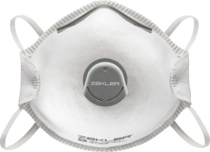 Mask Zekler 1302V FFP2 3 tk