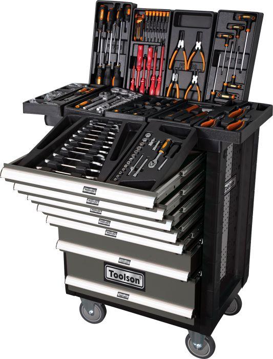 Tööriistakäru Toolson TC1000