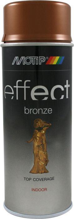 Aerosoolvärv Motip Effect Bronze Antique 400 ml