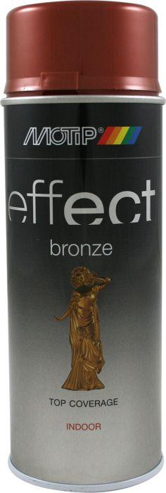 Aerosoolvärv Motip Effect Bronze Copper 400 ml