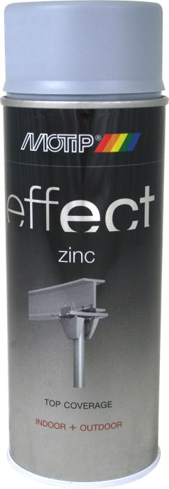 Aerosoolvärv Motip Effect Zinc