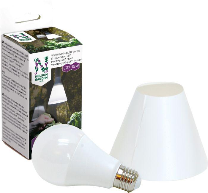Taimelamp LED 15W
