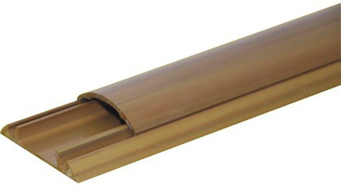 Põrandakarbik 40 x 12 mm, 2 m tamm