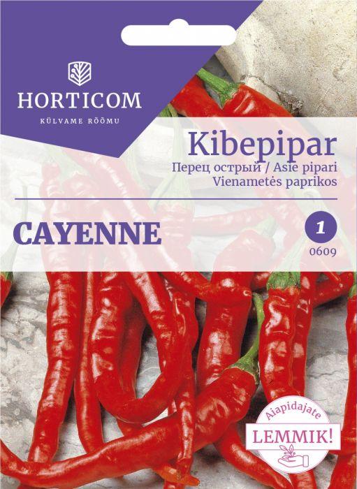 Kibepipar Cayenne 0,1g