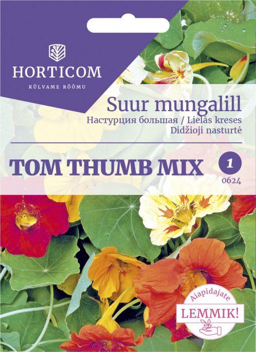 Suur mungalill Tom Thumb mix 5g