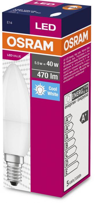 LED-lamp Osram Classic 5,5 W, E14