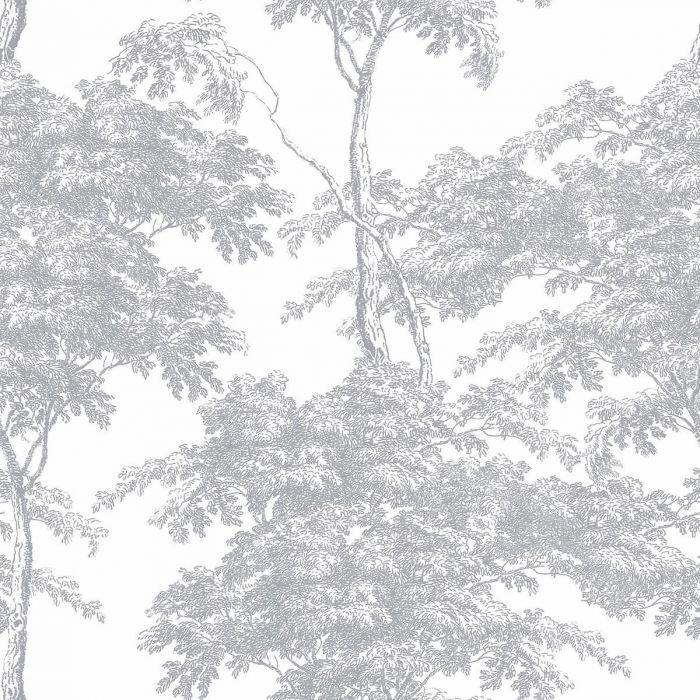 Pabertapeet Hõbedased Puud