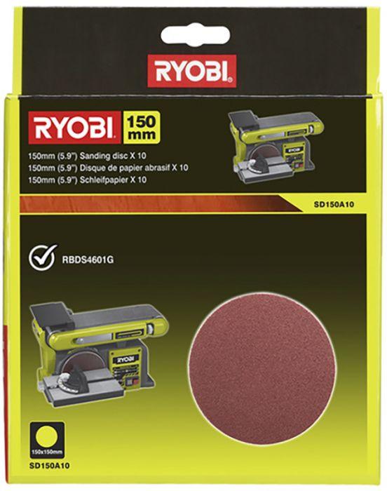 Lihvimisketas Ryobi SD150A10 K80