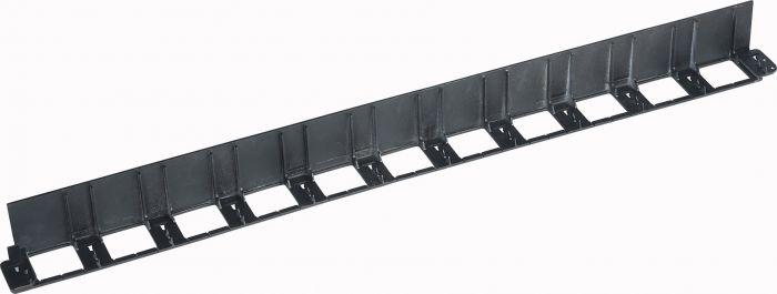 Piirdeserv plastist 2 tk/pakk, 100 x 3,8 cm