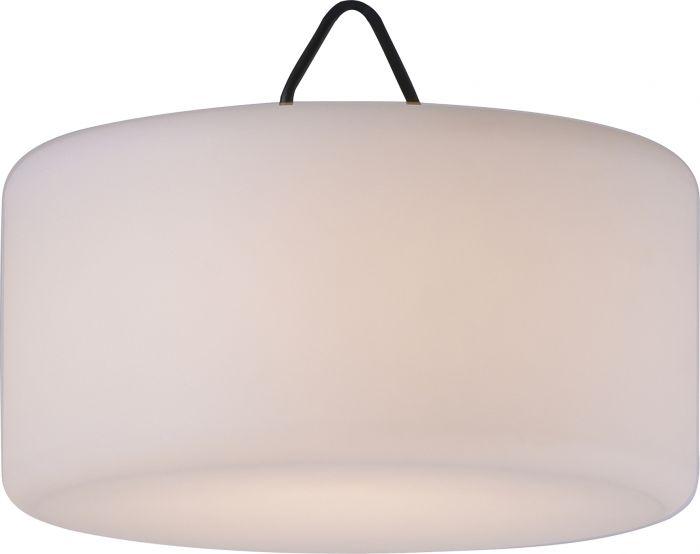 Rippvalgusti Leuchten Direkt Holly RGBW 40 cm