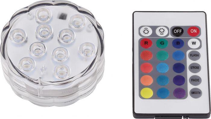 LED-valgusti Eglo Aqua Rainbow RGB 2 W
