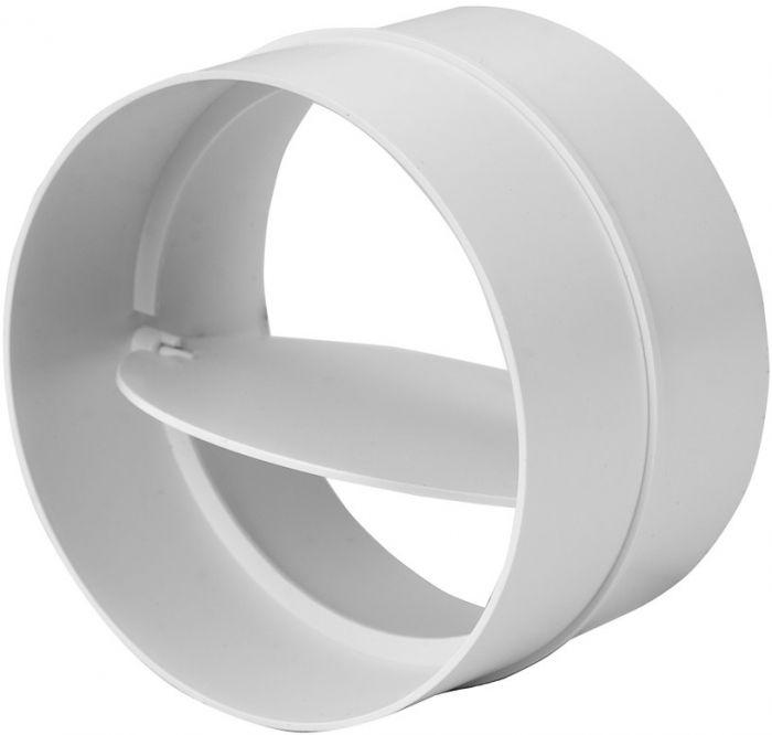 Toruühendus ventiiliga Europlast ⌀ 100 mm