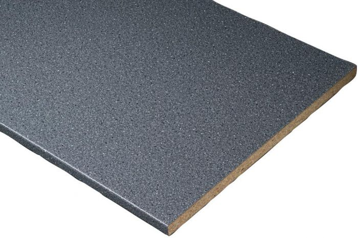 Töötasapind Black Granite 25 x 600 x 2600 mm