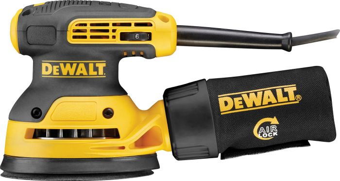 Ekstsentriklihvmasin DeWalt DWE6423-QS, 280 W