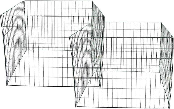 2 lehekompostrit 90 x 90 x 70 cm