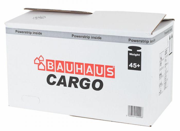2 pappkasti BAUHAUS Cargo L