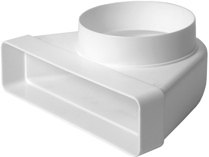 Üleminek Europlast 220 x 55 mm x ⌀ 100 mm