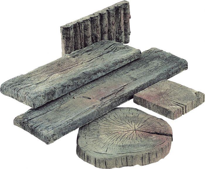 Betoonist sillutiskivi Stonewood 90 x 22,5 x 5 cm