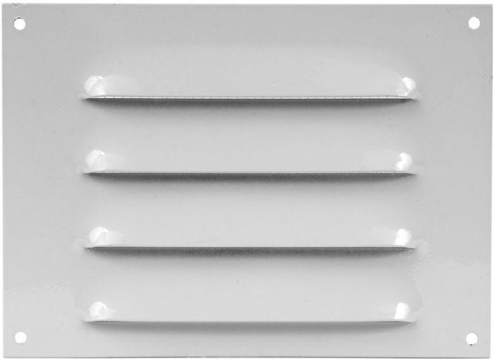 Ventilatsioonirest Europlast valge 135 x 100 mm