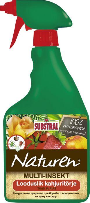 Naturen looduslik kahjuritõrje Substral 750 ml