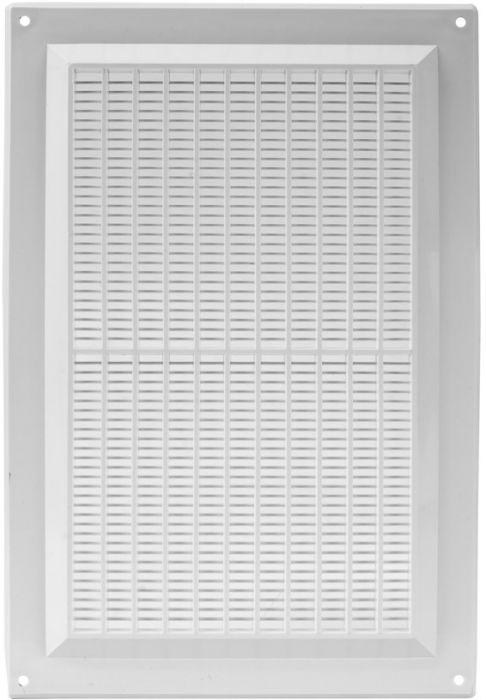 Ventilatsioonirest Europlast valge 170 x 250 mm