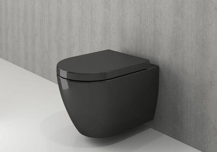 Seinapealne WC-pott Bocchi Milano prill-lauaga