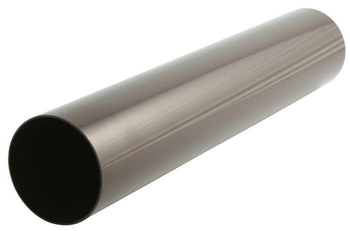 Vihmaveetoru Marley 75 mm 2,5 m pruun