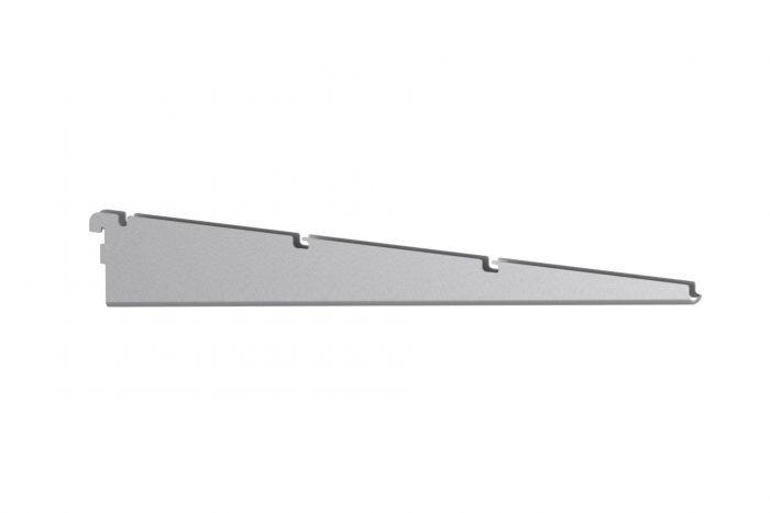 Riiulikandur Lundbergs 405 mm hõbedane