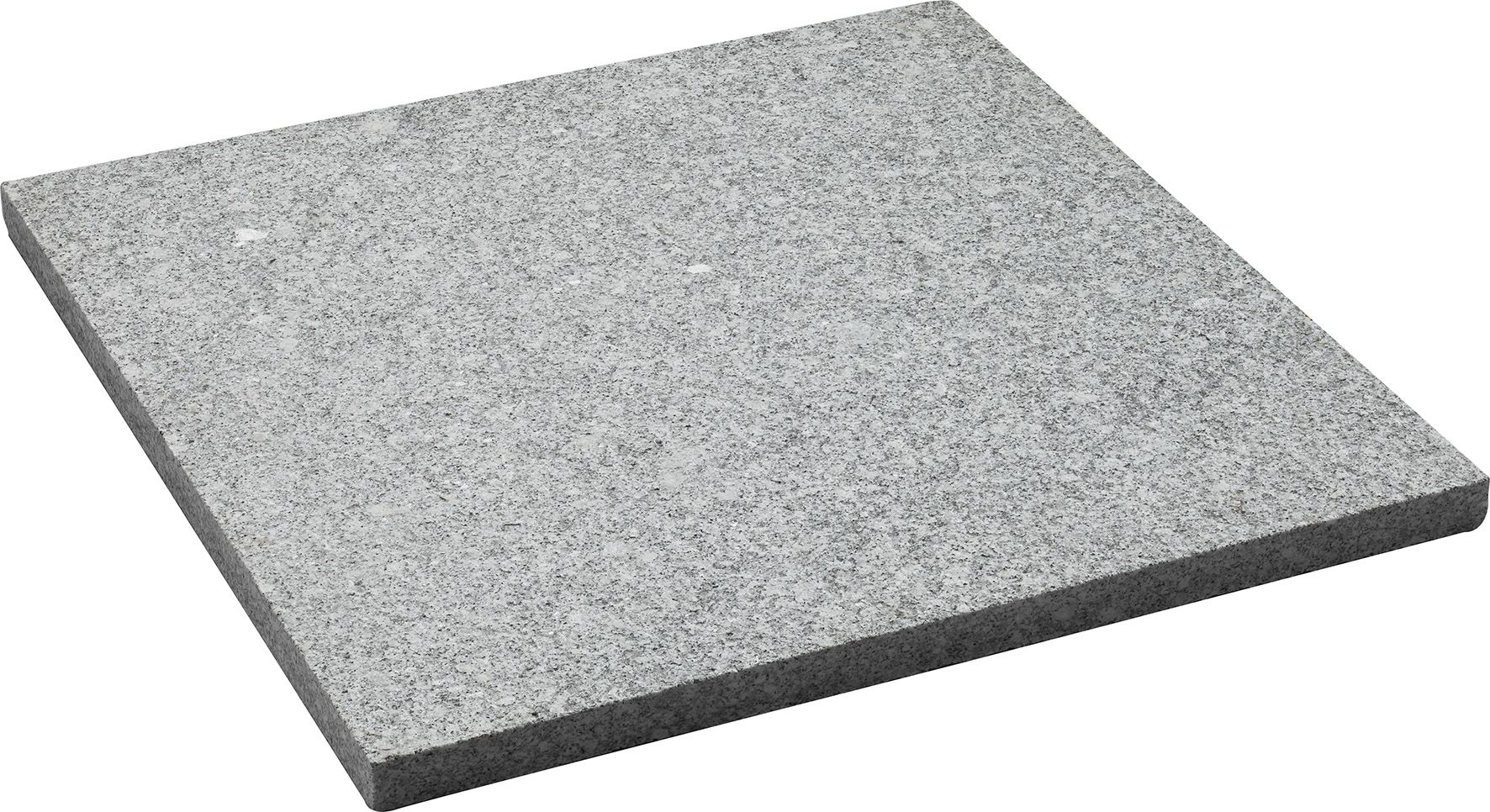 Graniitplaat 40 x 40 x 3 cm hall