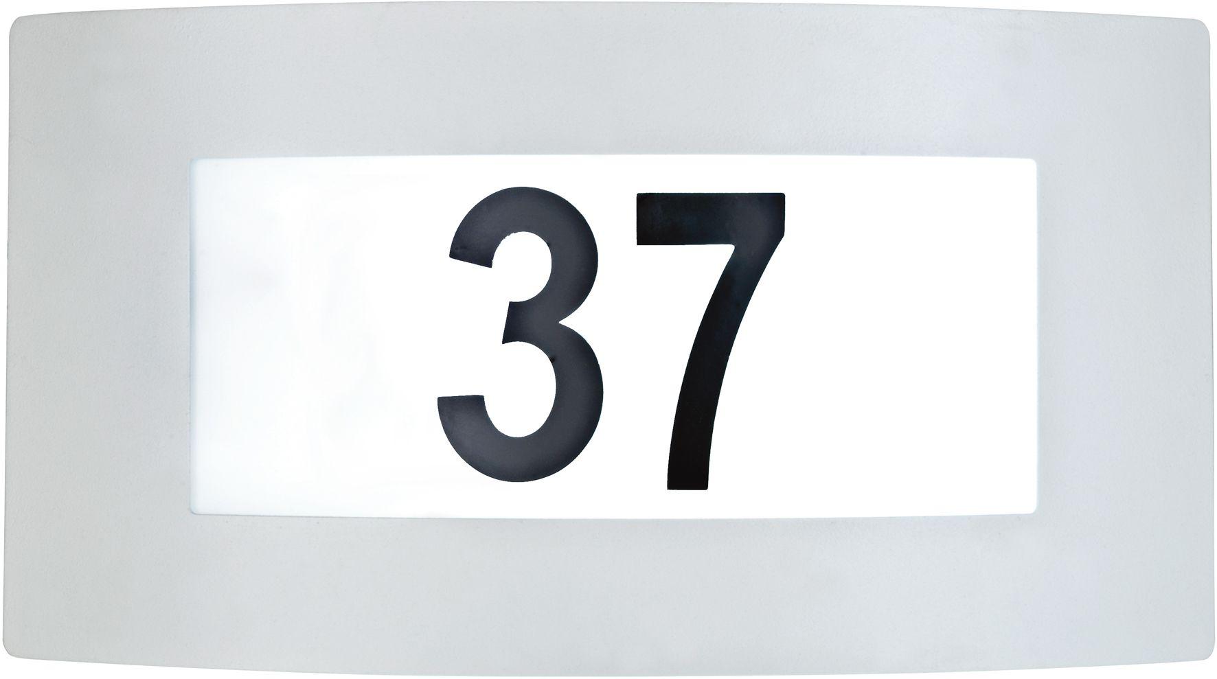 Välisseinavalgusti Airam Haaga valge IP44