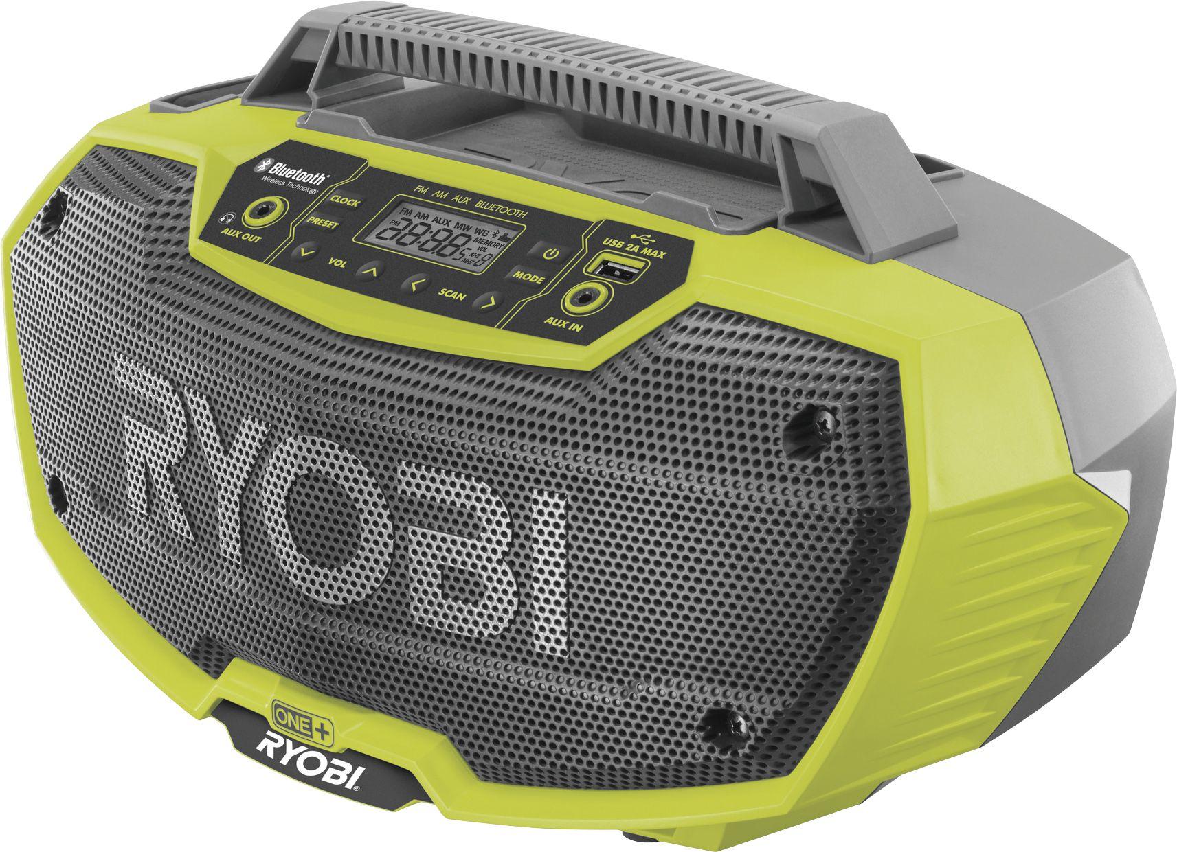2456317afb8 Raadio Ryobi One+ R18RH-0, 18 V