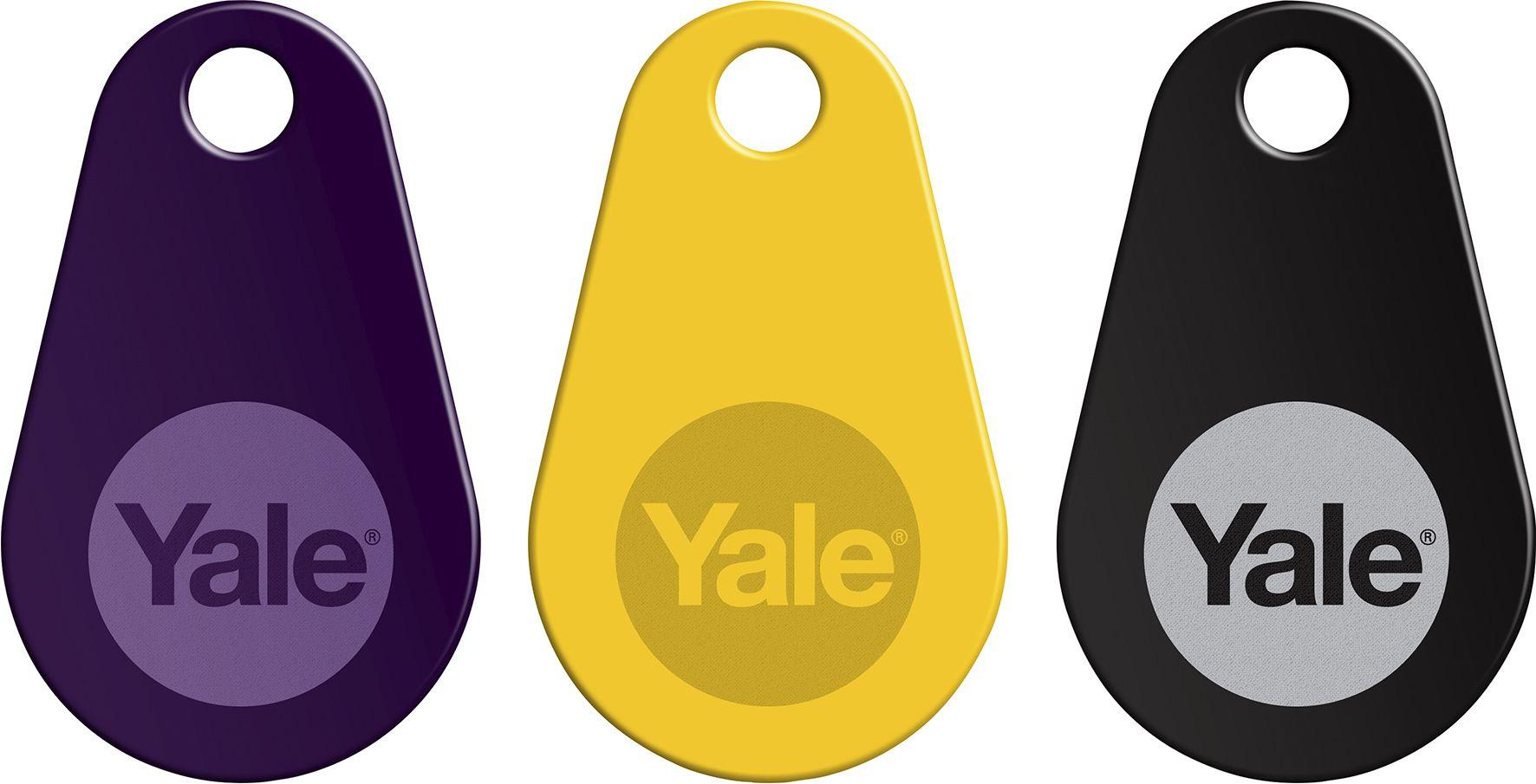 Digitaalne võtmevaba turvalukk Yale Doorman