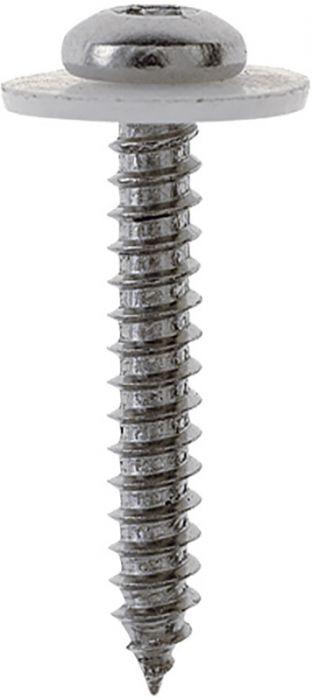 Katusekruvid Profi Depot ümarpea TX, A2, 3,9 x 20 mm, 100 tk