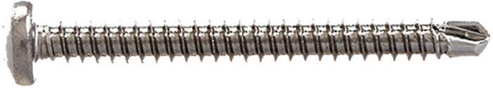 Puurkruvid Profi Depot peitpea DIN7504-0 A2 4,8 x 19 mm 100 tk