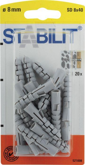 Tüübel 8 x 40 mm