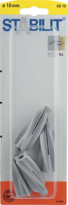 Kergbetooni tüübel 10 x 50 mm